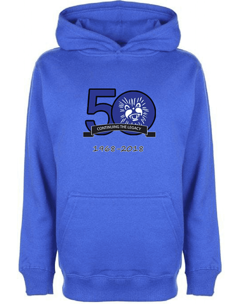 50th anniversary Hoodie