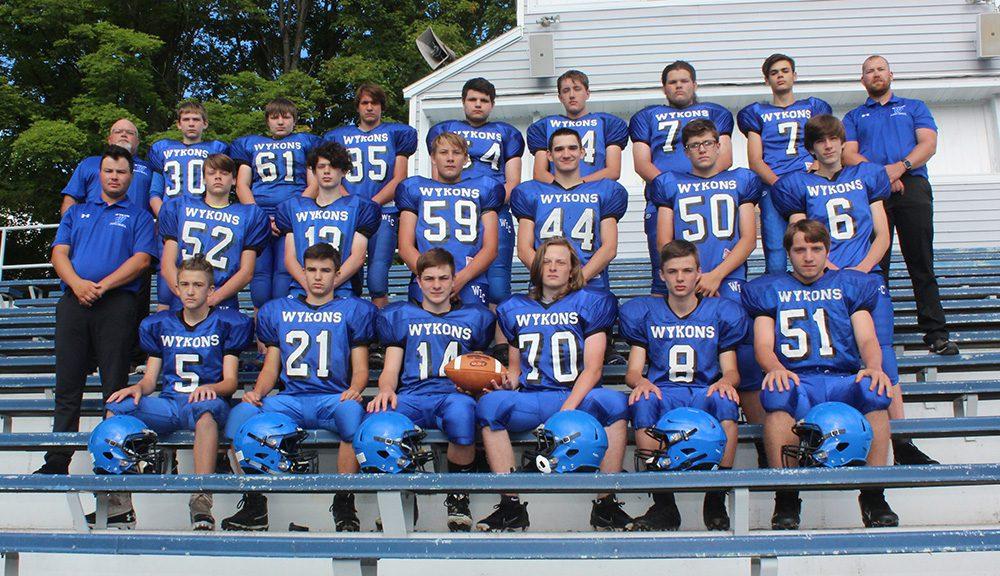 The JV Football Team
