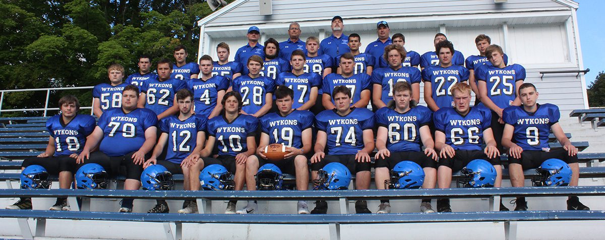 The Varsity Football Team
